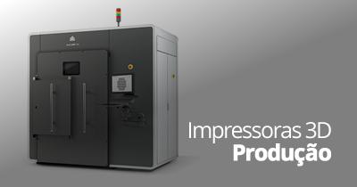 Impressoras 3D Produção