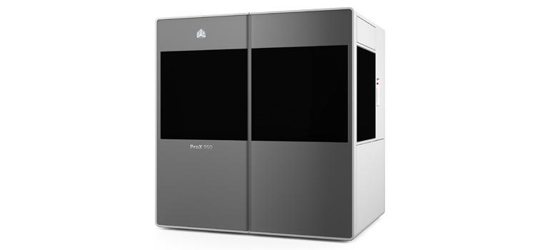Impressora 3D SLA modelo ProX950