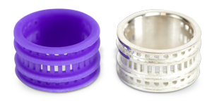 3D-Systems-VisiJet_M2_Cast_Wax_Rings_Casting_DSC06121_300px_0