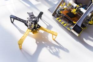 3be-impressão-drone